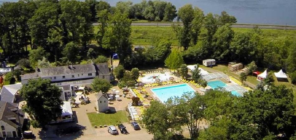 Profitez d'un cadre luxueux pendant vos vacances en camping dans le Maine et Loire !