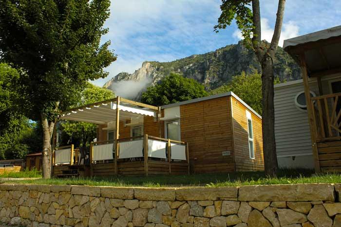 Où louer un chalet en Ariège ? h2 : Louer un chalet au camping le Sédour en Ariège